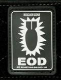 RESCUER拯救者-EOD拆弹部队魔术贴章黑色