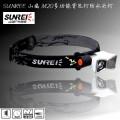 SUNREE山瑞最新头灯 多功能背包灯 防水灯M20
