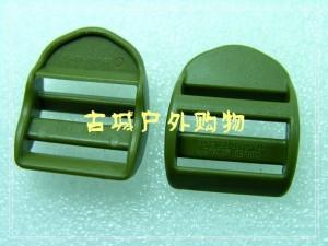 Rescuer拯救者 25mm多耐福UTX莫哈比梯扣(泥色黑色可选)