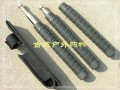 特价清仓改良版塑胶手柄镀锌钢卡锁21寸伸缩甩棍