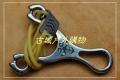 清仓特价-TC21钛合金铣切割手工抛光-猴王弹弓