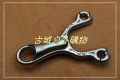清仓特价-TC21钛合金铣切割手工抛光-贴片柳浪弹弓
