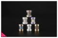 香港MG-钛合金刀坠L款钛连接器,钛锁紧器,绳扣,钛吊坠,钛合金挂件