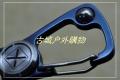 特价不锈钢8字挂扣,指尖螺旋EDC,手指陀螺,指间陀螺,Torqbar,静音轴承