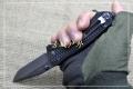 鹰朗Enlan-鹰朗标EL-12战术灰刃G10柄线锁折刀